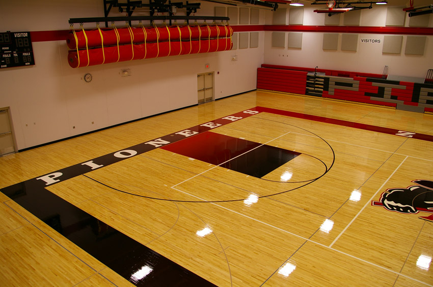 Gym floor designs flooring ideas and inspiration for Gym floor design