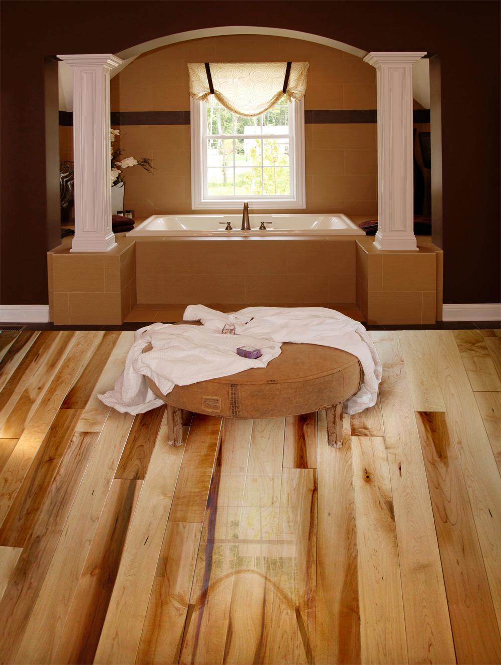 Hardwood Prefinished Flooring Part - 43: Aacer Flooring