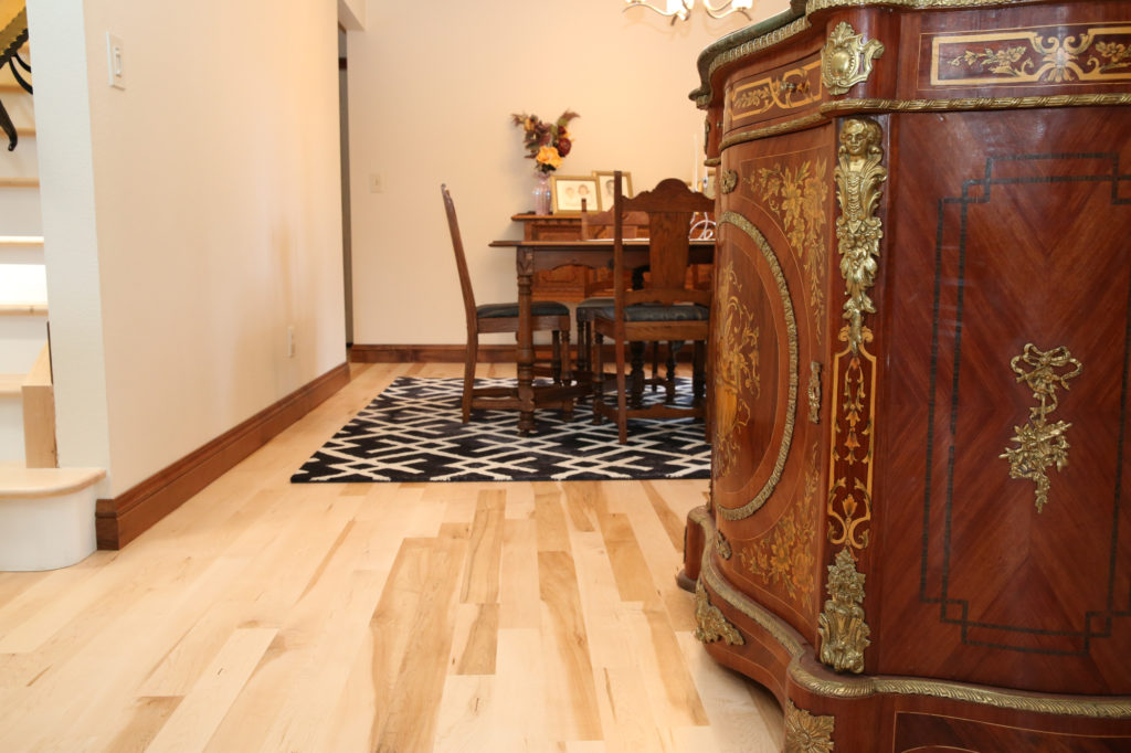 Northern Hard Maple Aacer Flooring