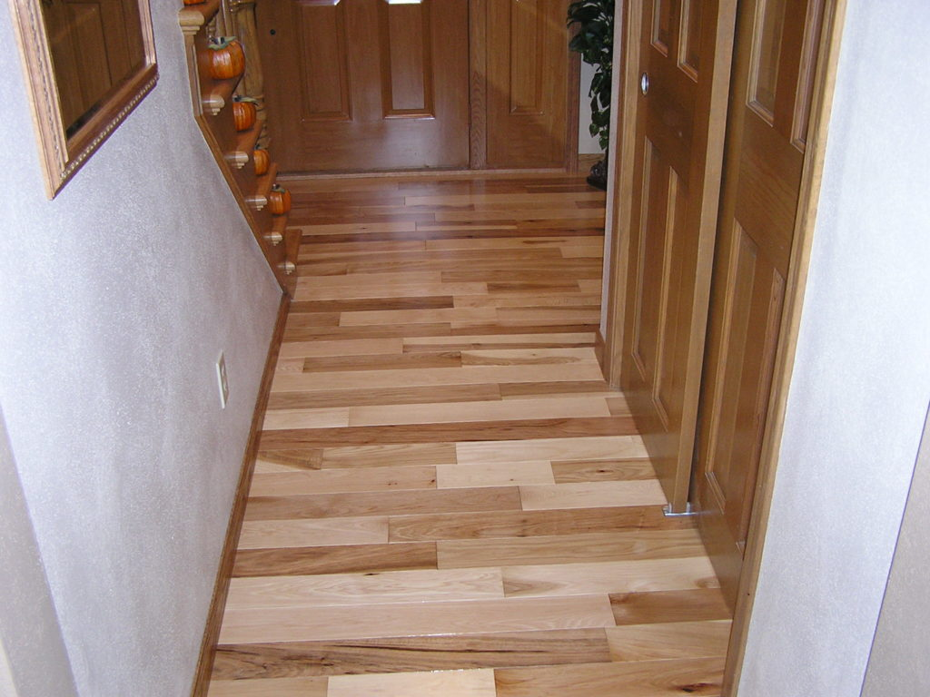Hickory Aacer Flooring